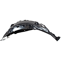 Fender Liner - Front, Driver Side, Rear Section