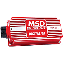 MSD 6201 Ignition Box - Direct Fit, Sold individually