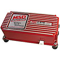 MSD 6462 Ignition Box - Universal, Sold individually