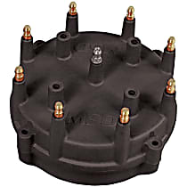 MSD 74083 Distributor Cap - Black, Universal, Sold individually