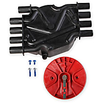 80173 Cap and Rotor - Direct Fit, Kit