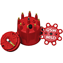 MSD 84335 Cap and Rotor - Rynite, Direct Fit, Kit