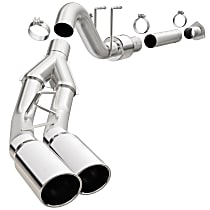 Magnaflow Performance - 2011-2016 Ford DPF-Back Exhaust System - Made of Stainless Steel