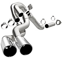 Magnaflow Pro - 2007-2010 DPF-Back Exhaust System - Made of Stainless Steel