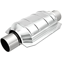 Catalytic Converter - 50-State Legal Front, Driver or Passenger Side