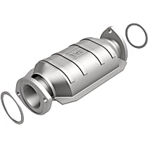 Catalytic Converter - 50-State Legal - Rear