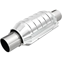 Catalytic Converter - 47-State Legal (Cannot ship to CA, NY or ME) Driver or Passenger Side Passenger Side
