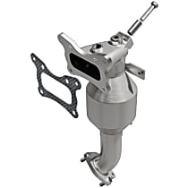 OEM Grade (48-State) Direct Fit Catalytic Converter, Stainless Steel, Manifold Converter, Sold Individually