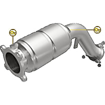 52352 Catalytic Converter - 46-State Legal (Cannot ship to CA, CO, NY or ME)