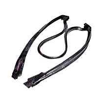 Metro Moulded IS-HD 2009 Convertible Top Seal