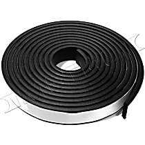Metro Moulded Weatherstrip Seal - MW 31634 - Door, Universal, Sold individually