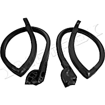 Metro Moulded RR 5019-S Roof Rail Seal - Direct Fit, Set of 2
