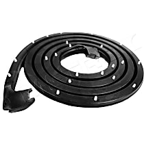 Metro Moulded Weatherstrip Seal - TG 15 - Tailgate, Direct Fit, Sold individually