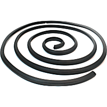 Metro Moulded TK 46-18 Hood and Trunk Weatherstrip Seal - Sold individually