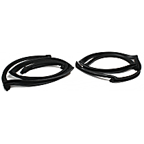 TP 7003 Weatherstrip Seal - Roof top, Direct Fit, Set of 2