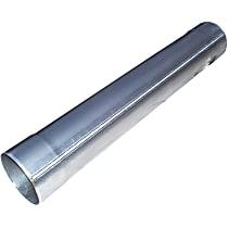MDA531 Muffler Delete Pipe - Aluminized Steel, Direct Fit