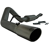 S5000AL MBRP Installer - 2002-2006 Chevrolet Avalanche 1500 Cat-Back Exhaust System - Made of Aluminized Steel