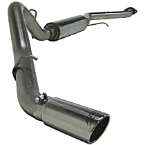 MBRP - 2003-2007 Cat-Back Exhaust System - Made of Stainless Steel