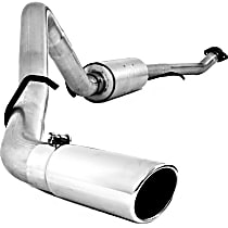 S5014AL MBRP Installer - 2003-2007 Cat-Back Exhaust System - Made of Aluminized Steel