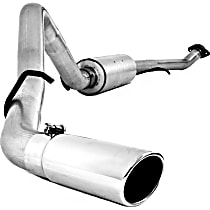 MBRP - 2003-2007 Cat-Back Exhaust System - Made of Aluminized Steel