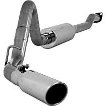 MBRP XP - 1998-2011 Ford Ranger Cat-Back Exhaust System - Made of Stainless Steel