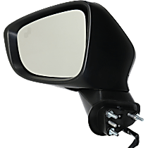 Mirror - Driver Side, Power, Paintable, With Turn Signal and Blind Spot Function