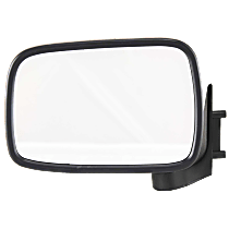 Mirror - Driver Side, Folding, Paintable
