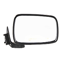 Mirror - Passenger Side, Folding, Paintable