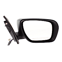 Mirror - Passenger Side, Power, Heated, Paintable