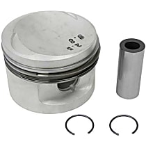 Piston (84.50 mm, +0.50 mm Over) - Replaces OE Number 11-25-1-714-810