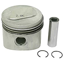 Piston (90.015 mm, 1.00 mm Over Size) - Replaces OE Number 09 0174 010