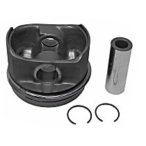 Piston (86.60mm, +0.20 mm Over) - Replaces OE Number 11-25-1-405-704