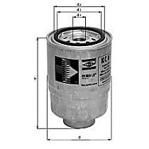 KC 46 Fuel Filter