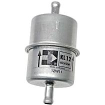 KL 12OF Fuel Filter (In-line Type) - Replaces OE Number 001-477-38-01