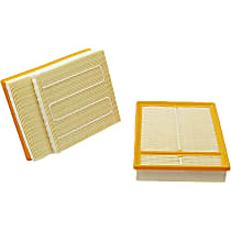 LX 1019 Mahle OE Replacement LX 1019 Air Filter