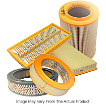 LX 1216 Mahle OE Replacement LX 1216 Air Filter