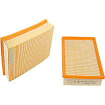 LX 343 Mahle OE Replacement LX 343 Air Filter