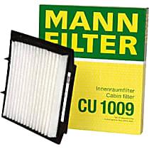 CU1009 Cabin Air Filter