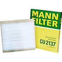CU2137 Cabin Air Filter