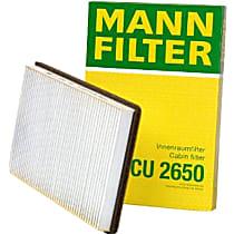 CU2650 Cabin Air Filter