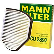 CU2897 Cabin Air Filter