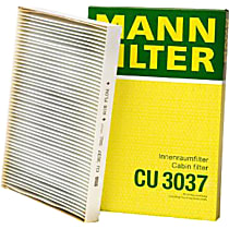 CU3037 Cabin Air Filter