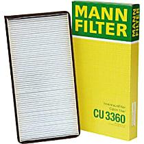 CU3360 Cabin Air Filter