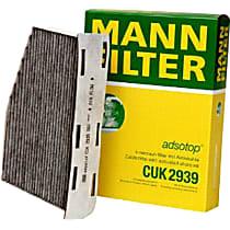 CUK2939 Cabin Air Filter