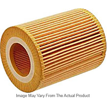 H829/1X Oil Filter - Cartridge, Direct Fit, Sold individually