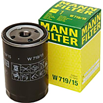 W719/15 Oil Filter - Canister, Direct Fit, Sold individually