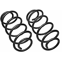 3229 Rear Coil Springs, Set of 2