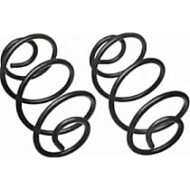 5409 Rear Coil Springs, Set of 2