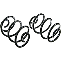 80659 Rear Coil Springs, Set of 2