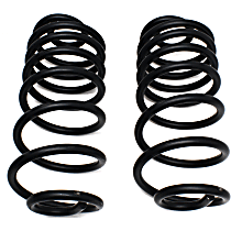 CC621 Rear Coil Springs, Set of 2